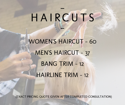 haircut prices Grand Rapids